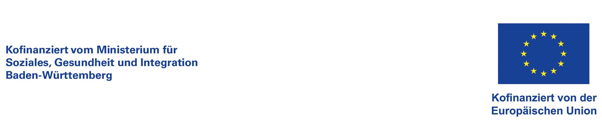 Logo des Europäischen Sozialfonds BW Ministerium für Soziales und Integration
