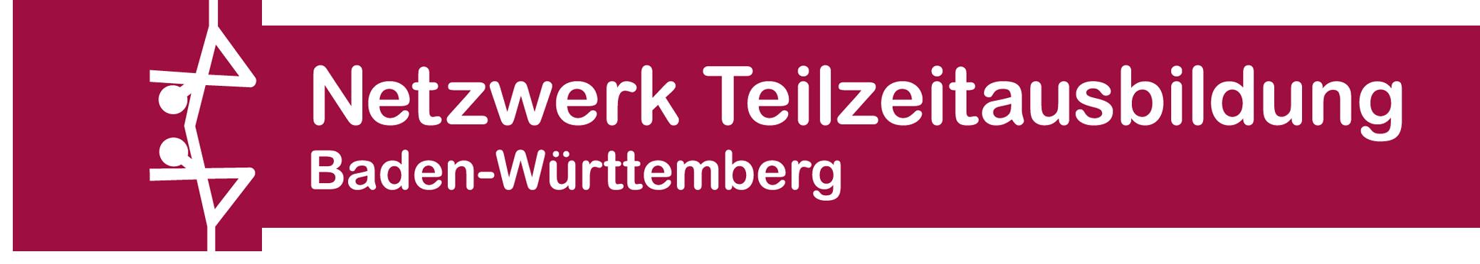 Logo des Netzwerk Teilzeitausbildung Baden-Württemberg